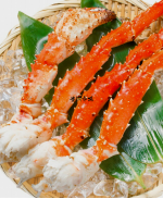 帝王蟹腳-熟 (5L) King Crab Legs Cooked