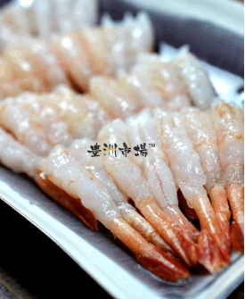 甜蝦 Sweet Shrimp (Amaebi)
