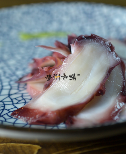 八爪魚片 Octopus Slice