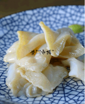 馬刀貝  Jack-Knife Clam (Mategai)