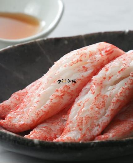 日本SUGIYO珍寶蟹棒肉 Imitation Crab Stick
