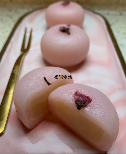 櫻花大福餅 (8個裝) Sakura Mochi