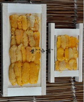紫海膽 - 大 (木盒) Purple Uni